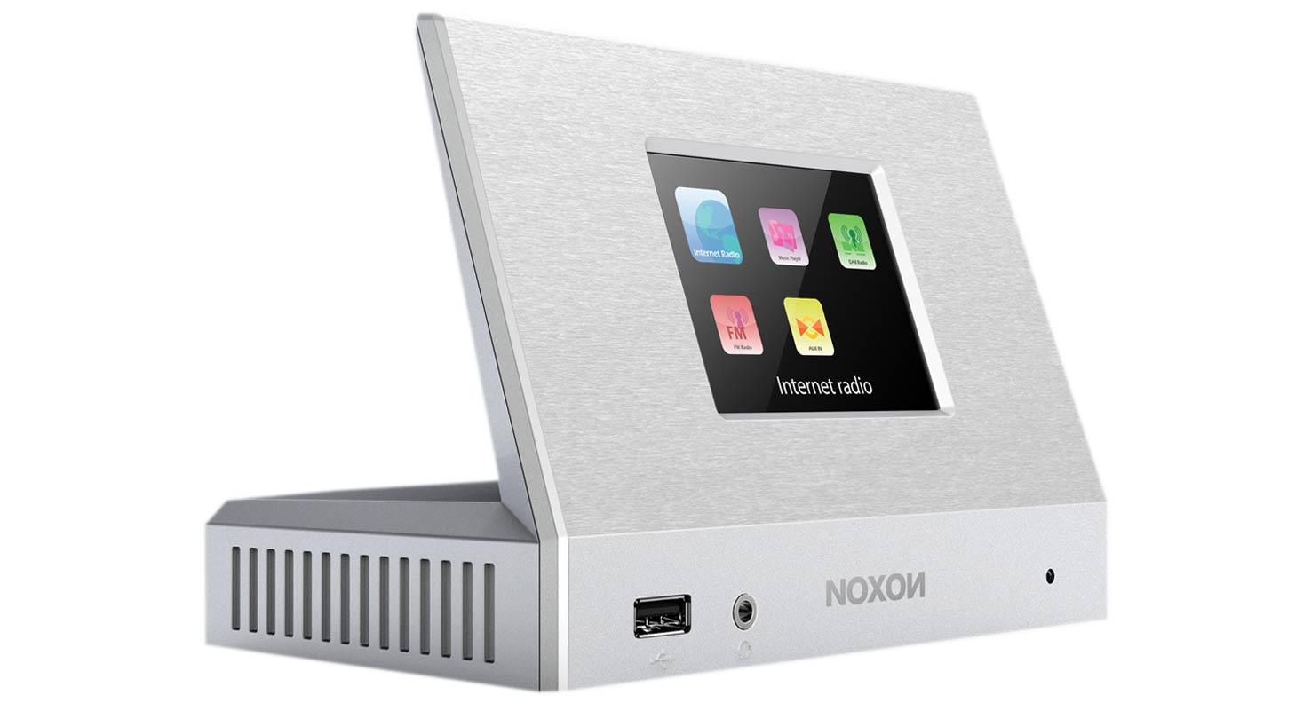 NOXON A120 silver
